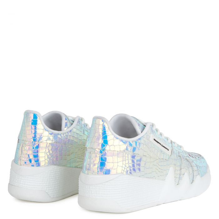 TALON - Silver - Low top sneakers