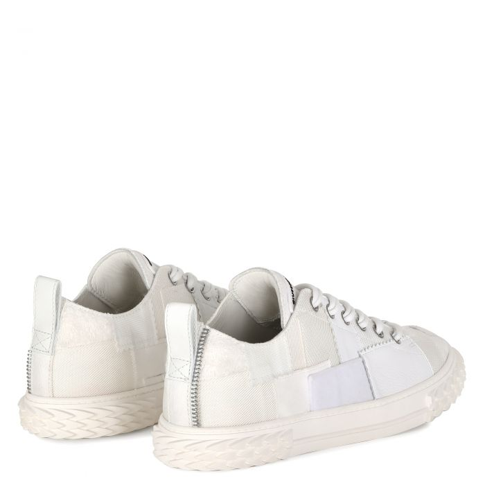 BLABBER CRAFT - Blanc - Sneakers basses