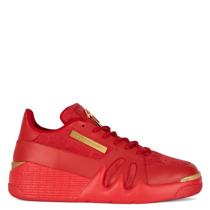 TALON - Rouge - Sneakers basses