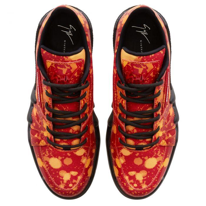 TALON - Multicolor - Low top sneakers