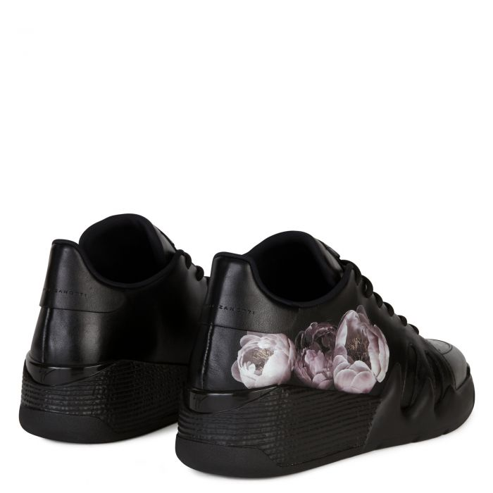 FOREVER BLOOM - Noir - Sneakers basses