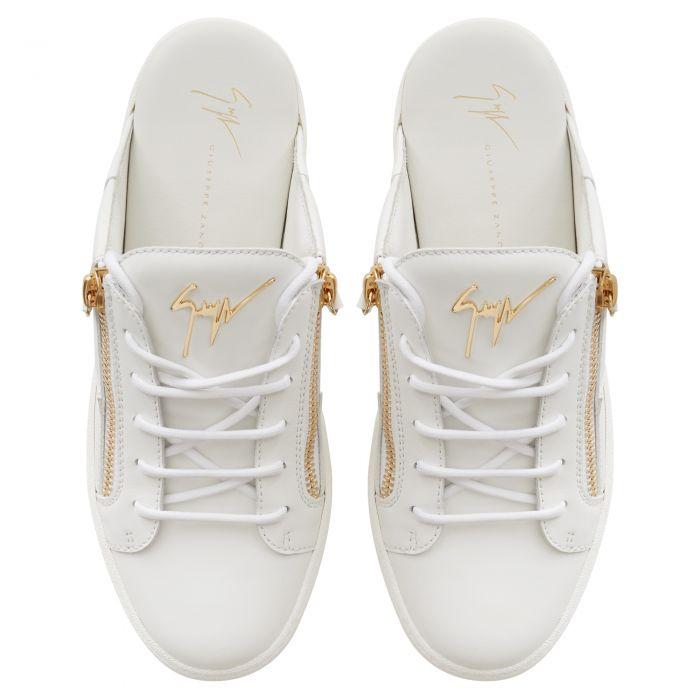 FRANKIE CUT - White - Low top sneakers