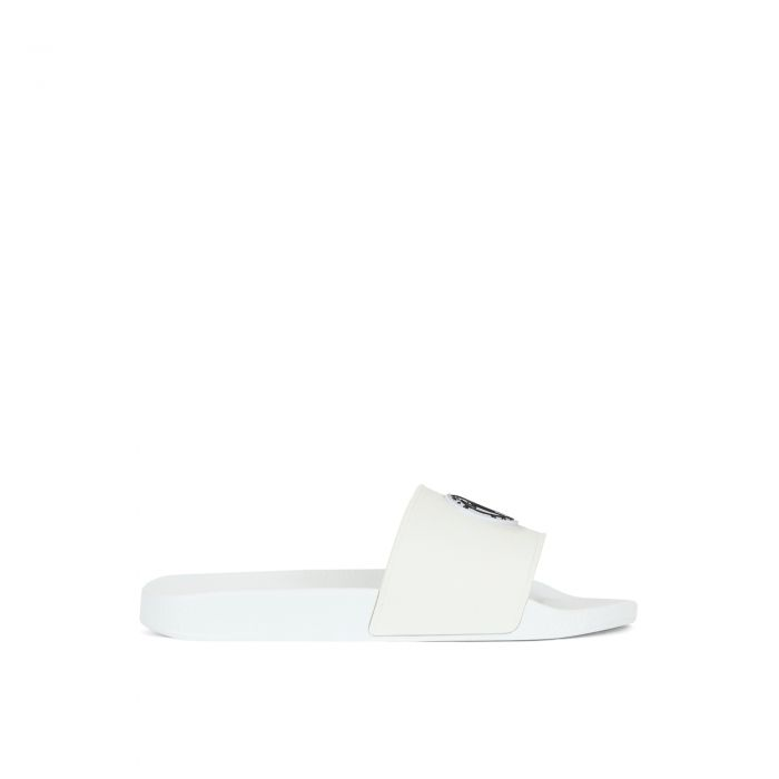 BRETT - White - Flats