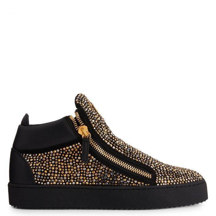 KRISS UNTANGLED - Black - Low top sneakers