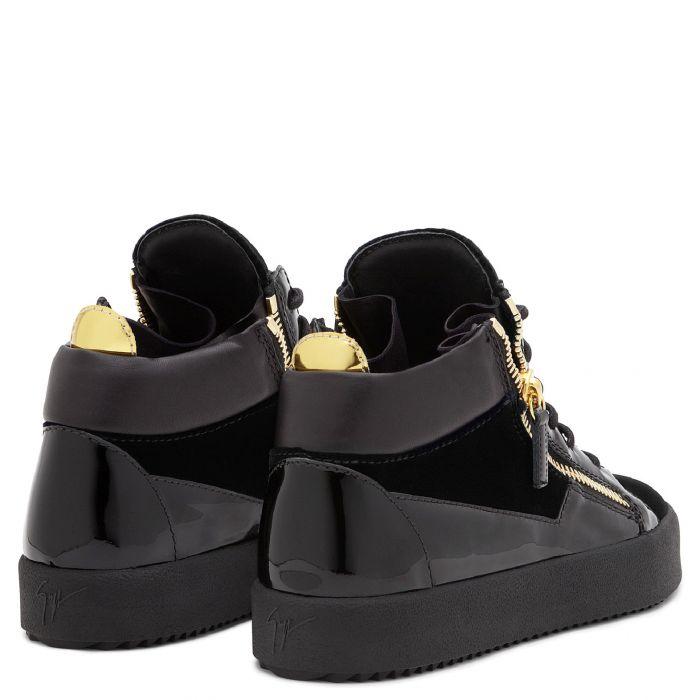 KRISS - Blau - Mid Top Sneakers