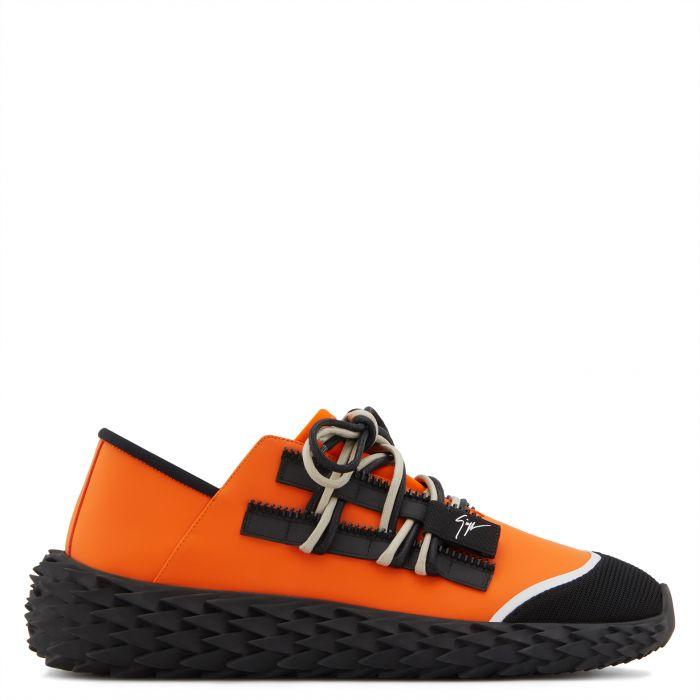 URCHIN - Orange - Low top sneakers