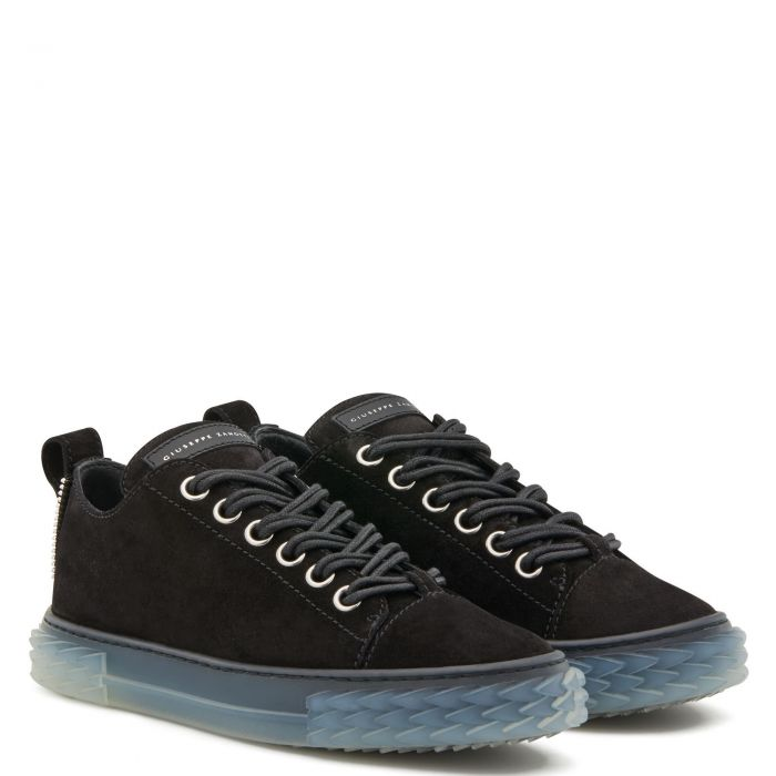 BLABBER JELLYFISH - Black - Low top sneakers