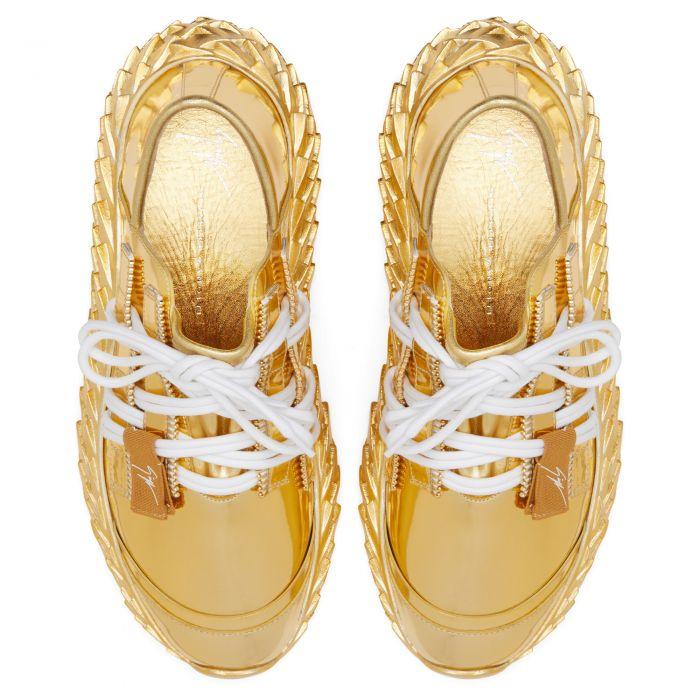 URCHIN - Oro - Sneaker basse