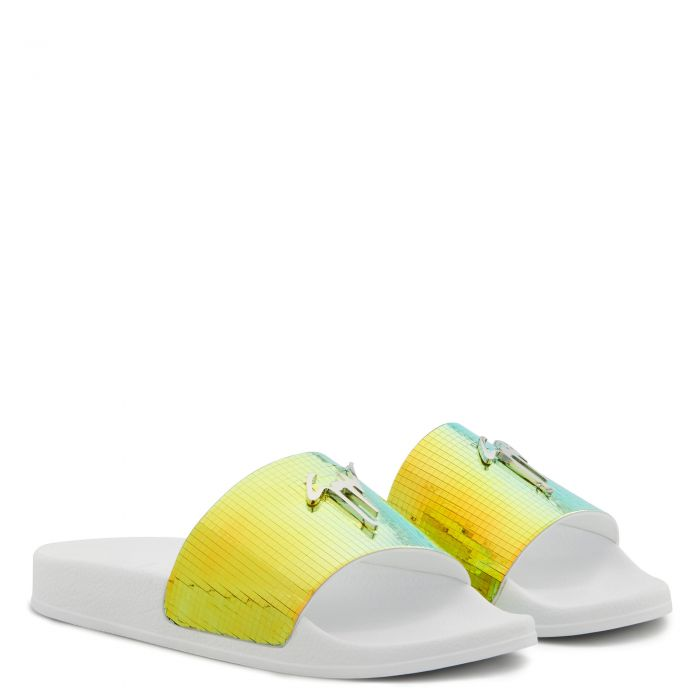 BRETT - Multicolor - Flats