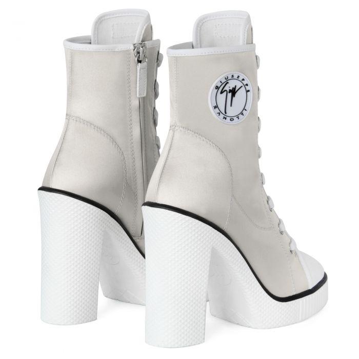 NIDIR - Gris - Sneakers hautes