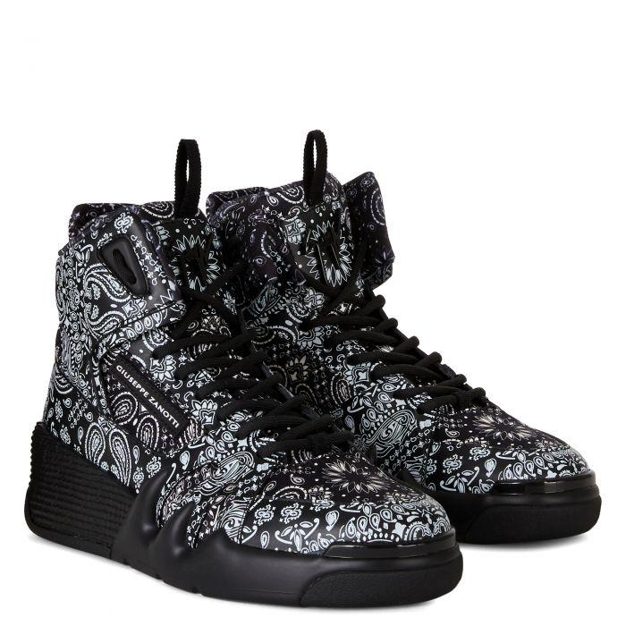 TALON - Black - Mid top sneakers