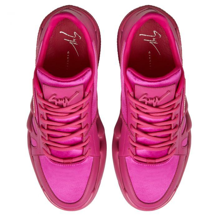 TALON - Fucsia - Low top sneakers