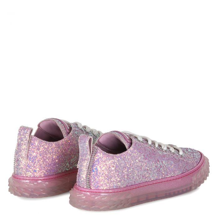 BLABBER - Rose - Sneakers basses