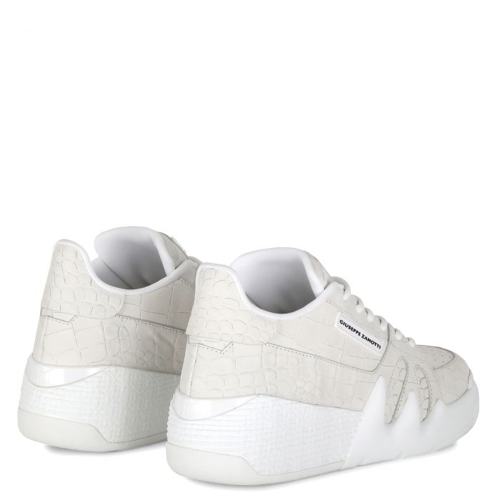 TALON - Gris - Sneakers basses