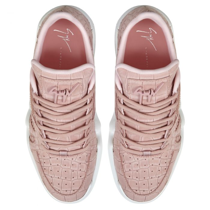 TALON - Pink - Low top sneakers
