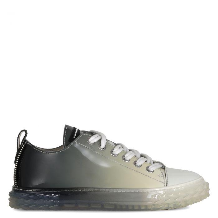 BLABBER - Gris - Sneakers basses