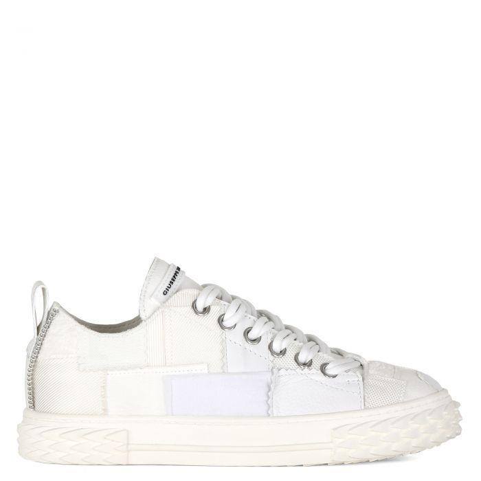BLABBER CRAFT - Blanc - Sneakers basses