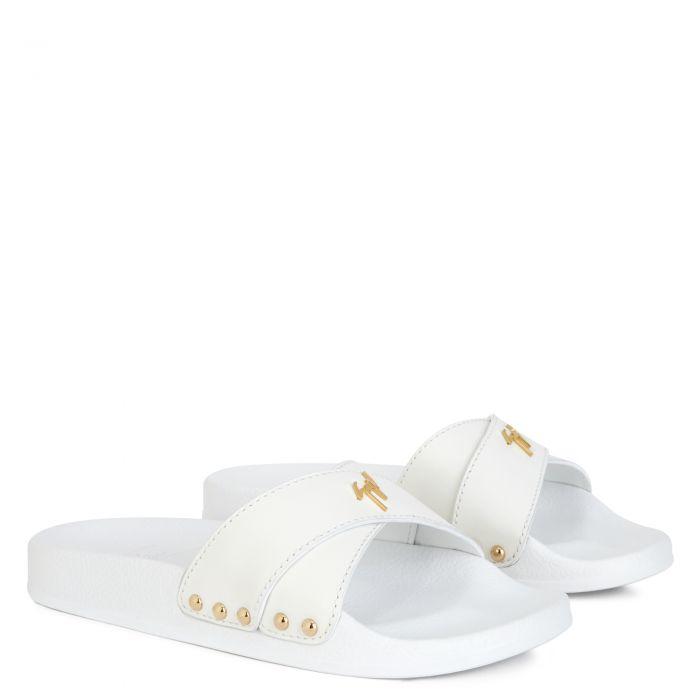 SEKI - White - Flats