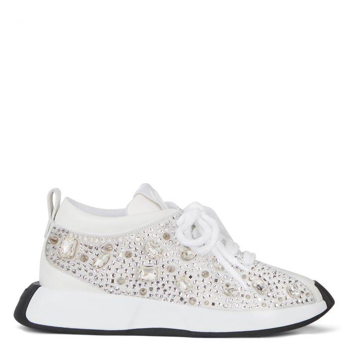 GIUSEPPE ZANOTTI FEROX - Multicolor - Low top sneakers