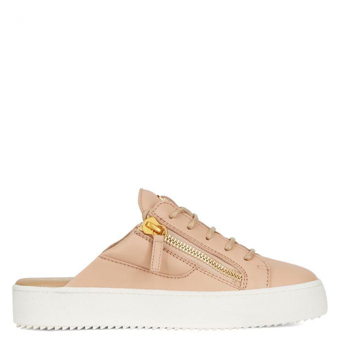 GAIL CUT - Beige - Low top sneakers