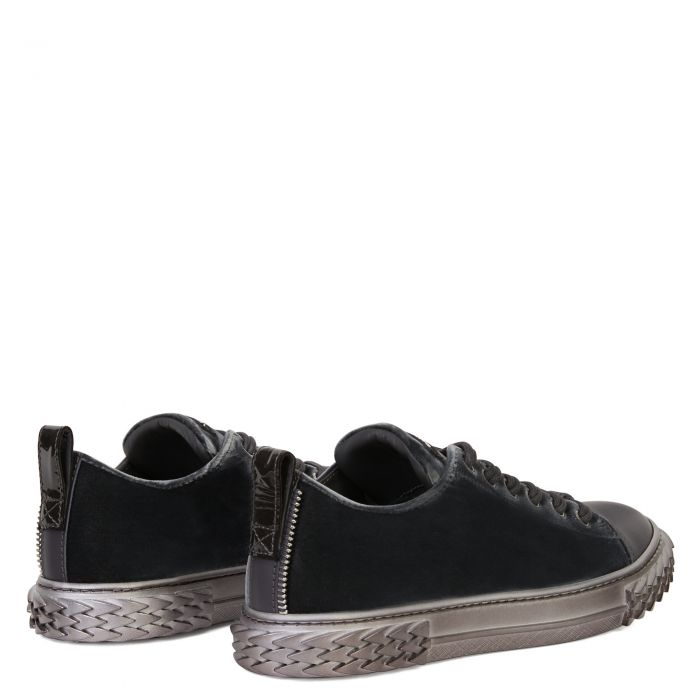 BLABBER - Grey - Low top sneakers