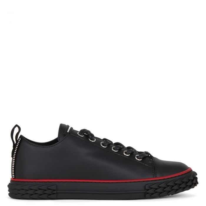 BLABBER - Black - Low top sneakers