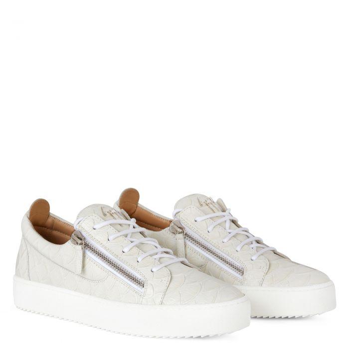 FRANKIE - Weiss - Low Top Sneakers