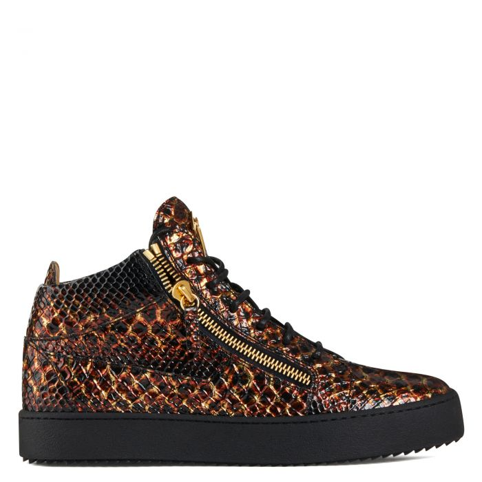 KRISS - Brown - Low top sneakers