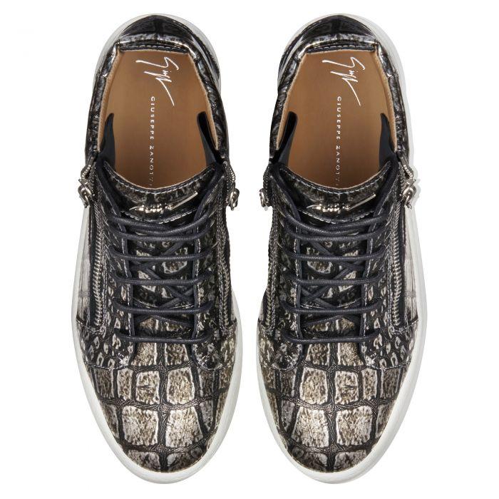 KRISS - Multicolore - Sneakers montante
