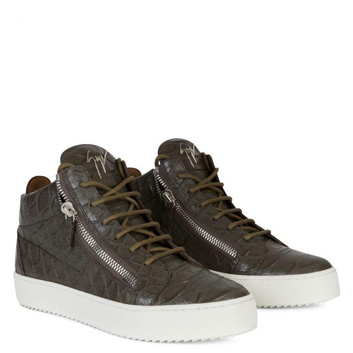 KRISS - Green - Mid top sneakers