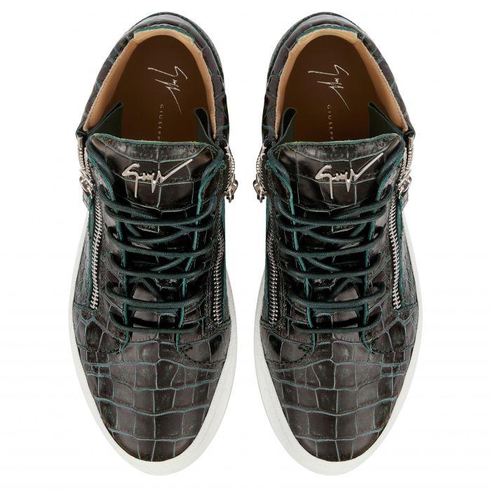 KRISS - Green - Low top sneakers