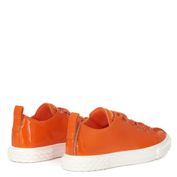 BLABBER - Orange - Sneakers basses