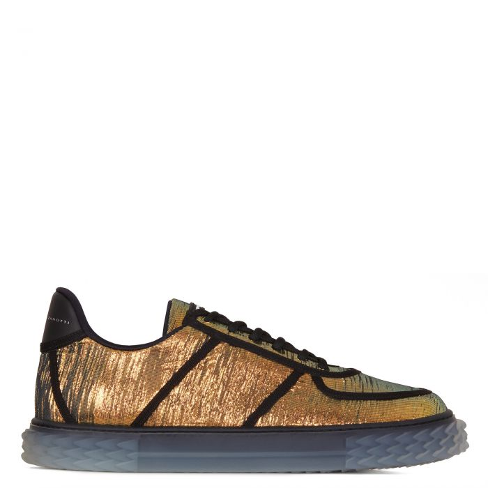 BLABBER - Gold - Low top sneakers