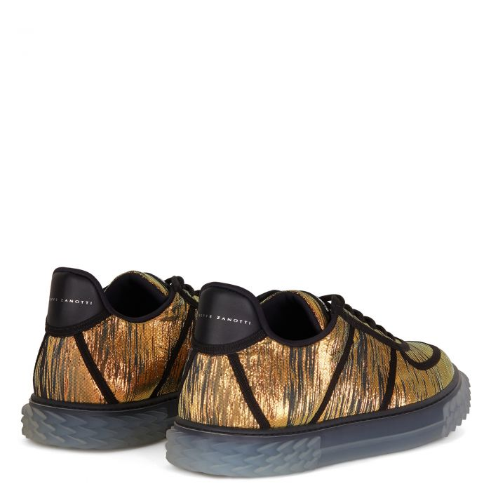 BLABBER - Or - Sneakers basses