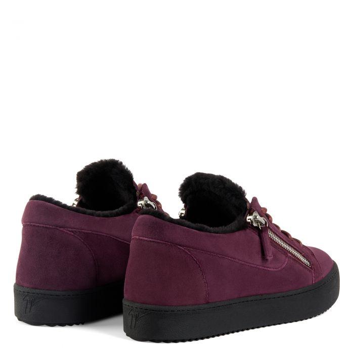 FRANKIE WINTER - Brown - Low top sneakers