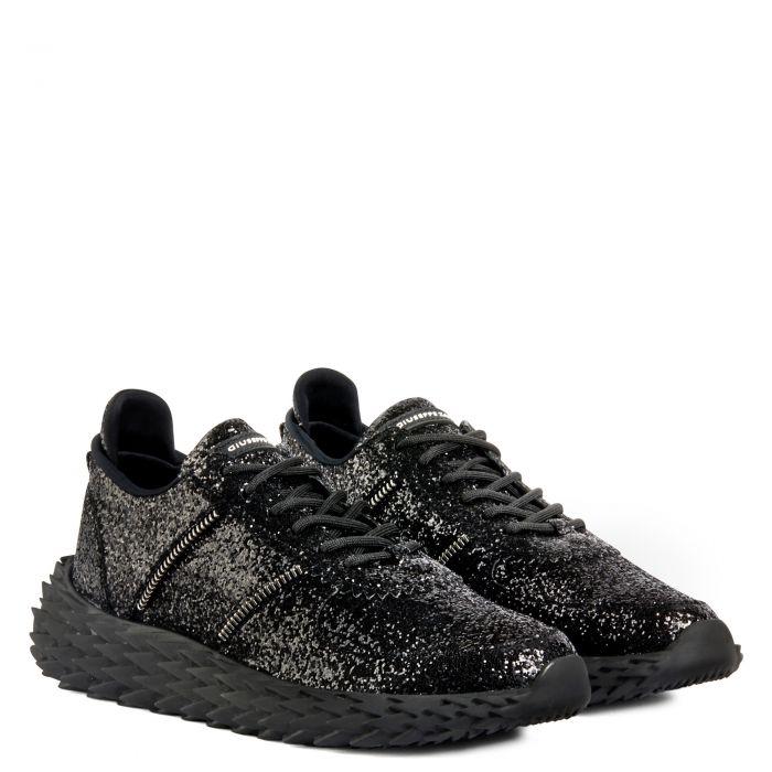 URCHIN - Black - Low top sneakers