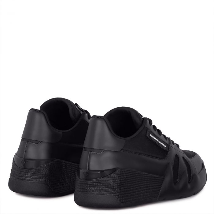 TALON - Black - Low top sneakers