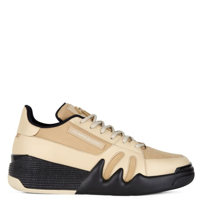 TALON - Beige - Low top sneakers