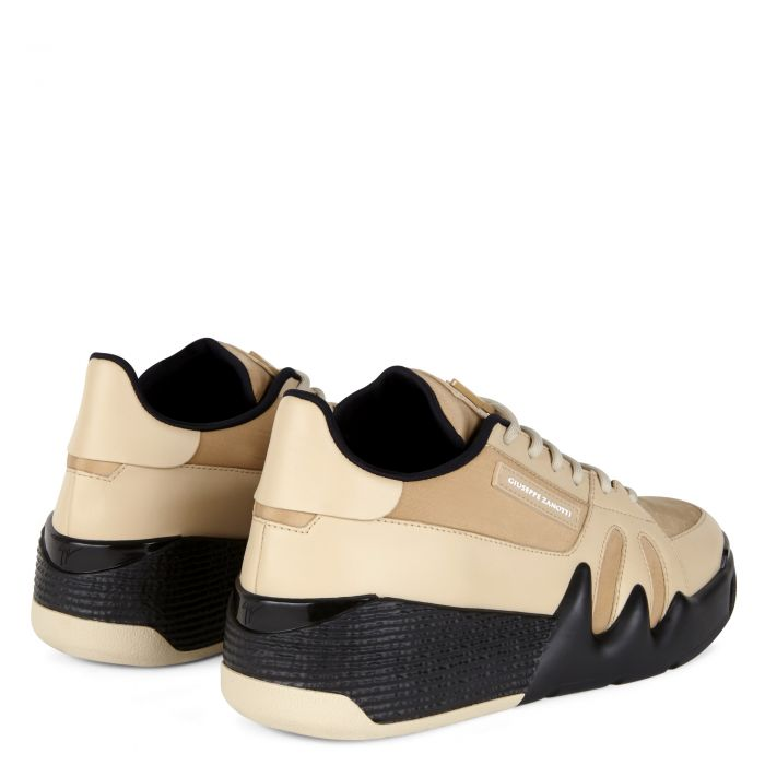 TALON - Beige - Sneakers basses