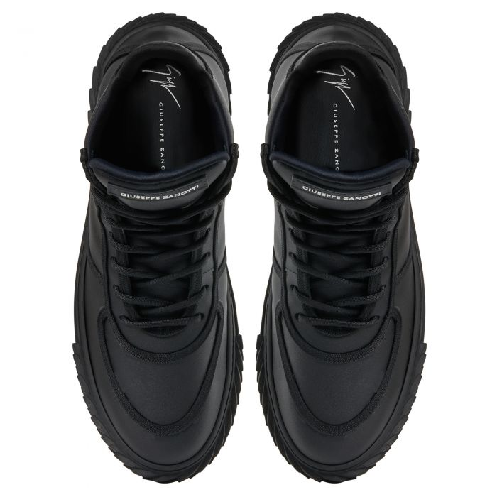 BLABBER - Noir - Sneakers hautes