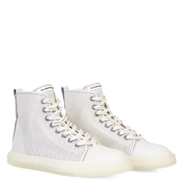 BLABBER JELLYFISH - Blanc - Sneakers montante