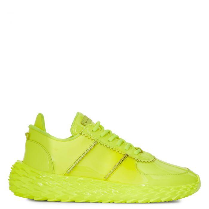 URCHIN - Yellow - Low top sneakers