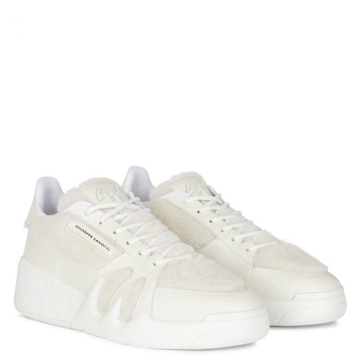 TALON WINTER - White - Low top sneakers
