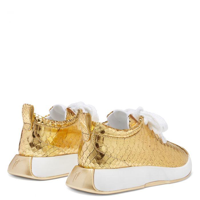 FEROX - Gold - Low top sneakers