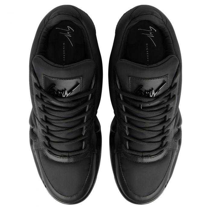 TALON - Black - Low top sneakers