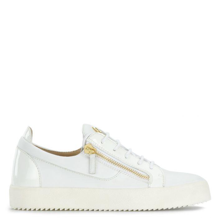 FRANKIE - White - Low top sneakers