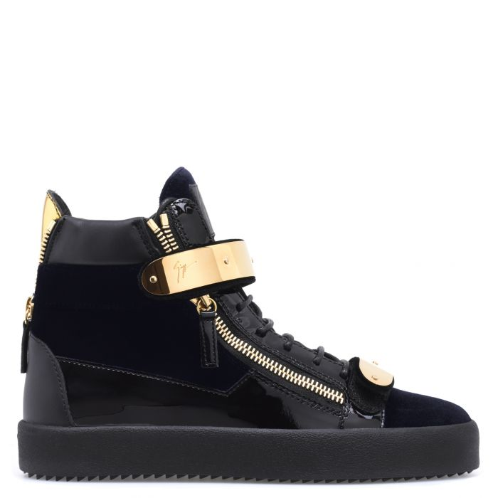COBY - Blau - High Top Sneakers