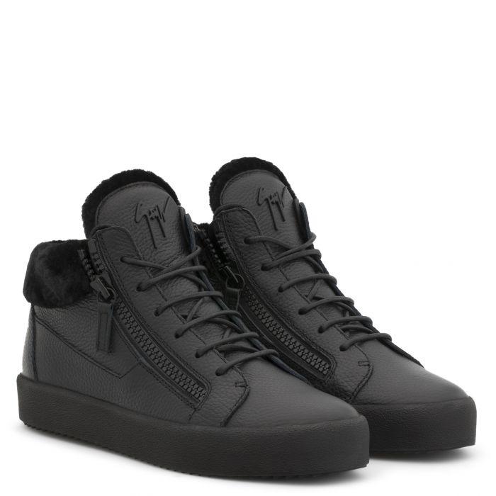 KRISS WINTER - Mid top sneakers