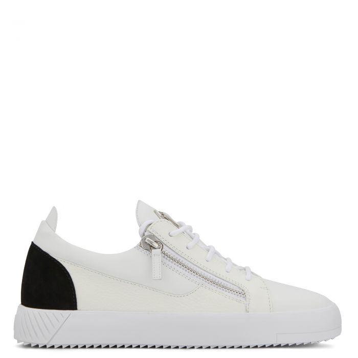 FRANKIE SPOT - White - Low top sneakers