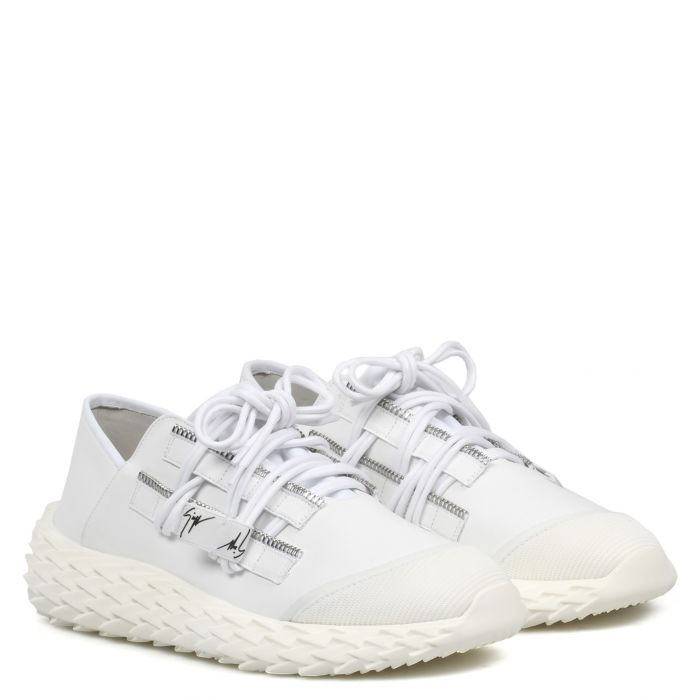 URCHIN - Weiss - Low Top Sneakers